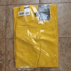 CARHARTT Rainwear Overalls NEW size 2XL Yellow
